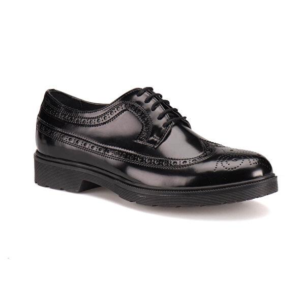 Garamond 51565 M 6691 Siyah Erkek Modern Ayakkabı
