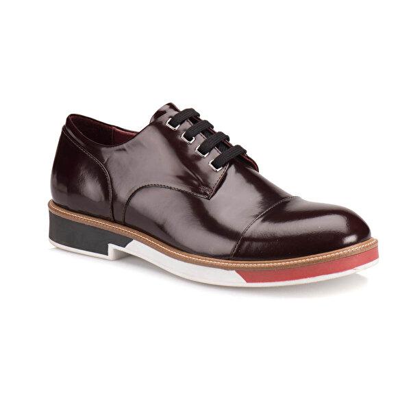 Cordovan 61346-1 M 1366 Bordo Erkek Klasik Ayakkabı