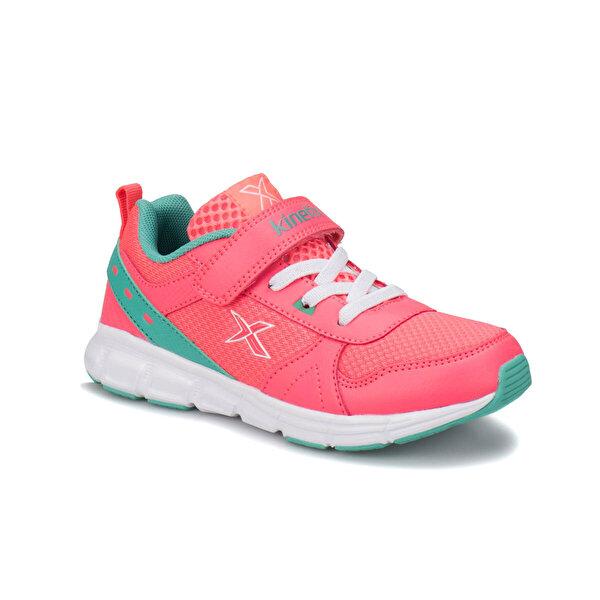 Kinetix HYPNO Neon Pembe Kız Çocuk Koşu Ayakkabısı