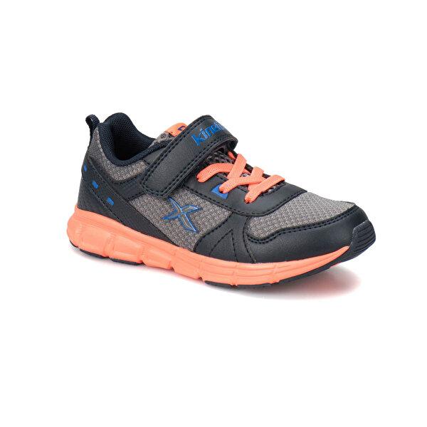 Kinetix HYPNO Gri Erkek Çocuk Koşu Ayakkabısı