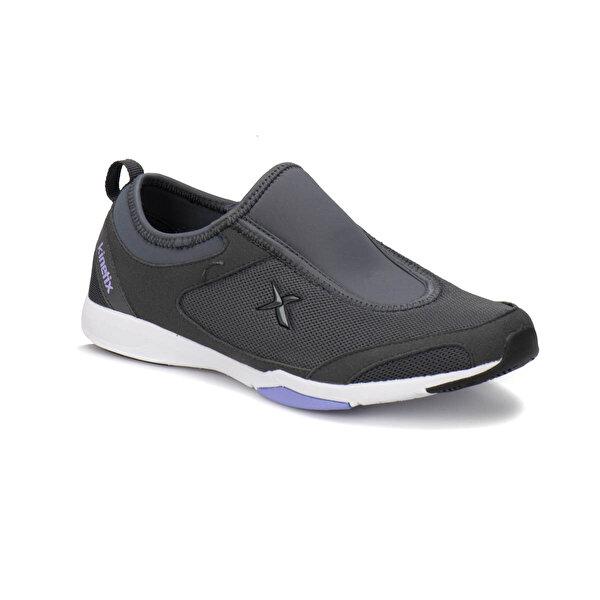 Kinetix MACON W Koyu Gri Kadın Yürüyüş Ayakkabısı