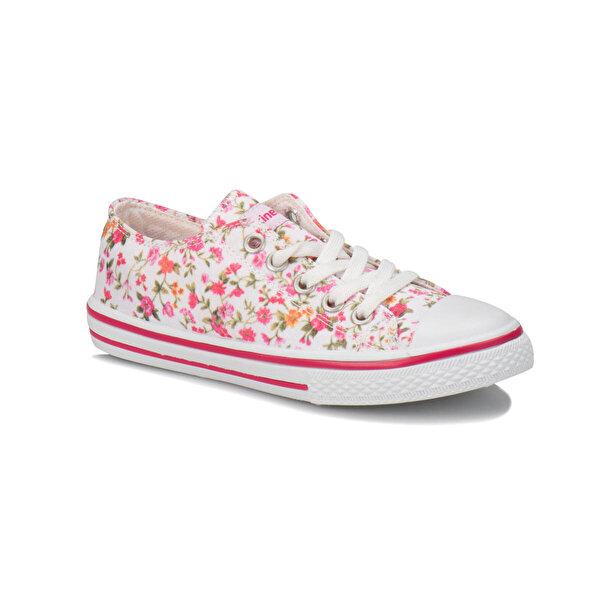 Kinetix DENNI F Beyaz Kız Çocuk Sneaker Ayakkabı