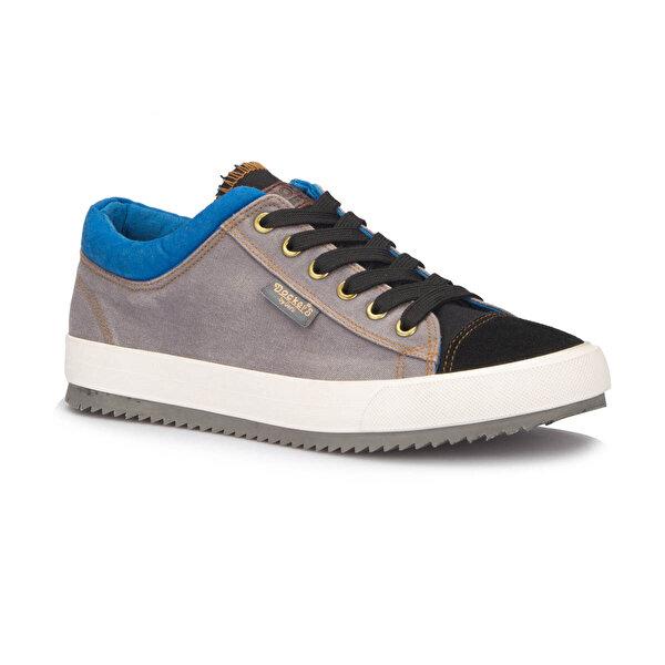 Dockers by Gerli 220639 Gri Erkek Sneaker Ayakkabı
