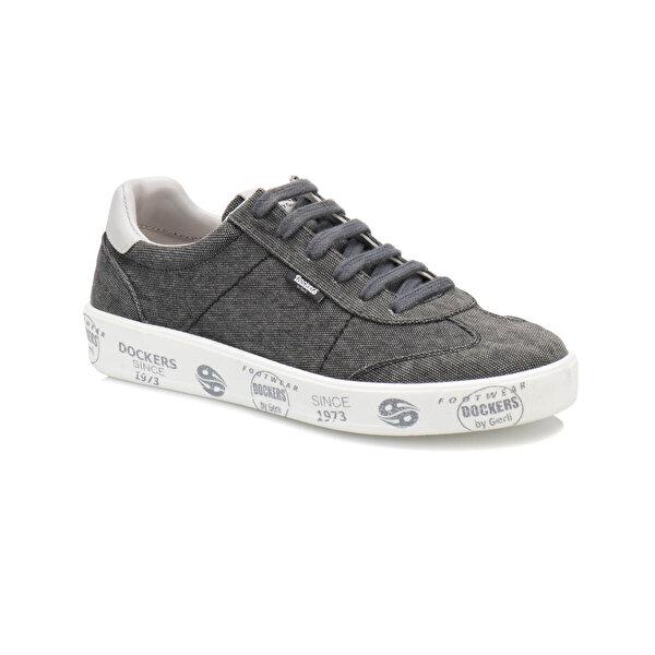 Dockers by Gerli 222223 Siyah Erkek Sneaker Ayakkabı