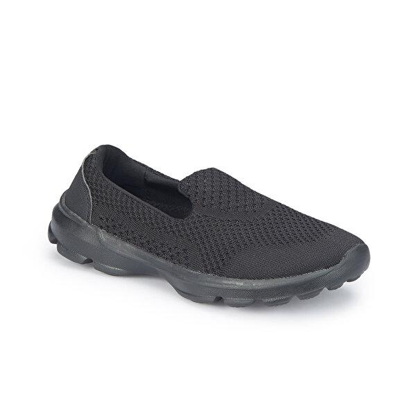 Lumberjack MYSTIC Siyah Kadın Comfort Ayakkabı