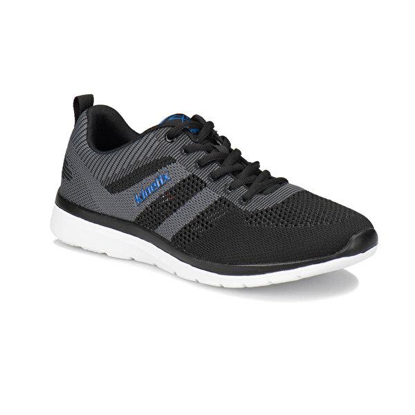Kinetix FRED Siyah Erkek Sneaker Ayakkabı