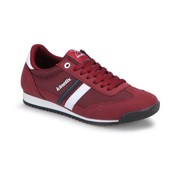 Kinetix HALLEY Bordo Erkek Sneaker Ayakkabı