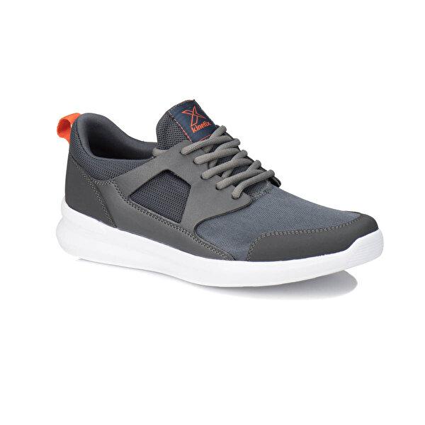 Kinetix LOKEN Gri Erkek Sneaker Ayakkabı