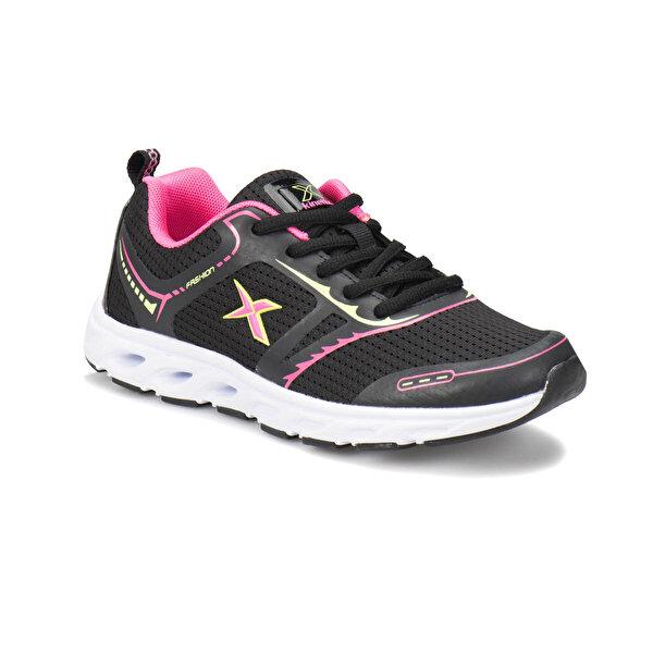 Kinetix EAGLE W Siyah Kadın Koşu Ayakkabısı