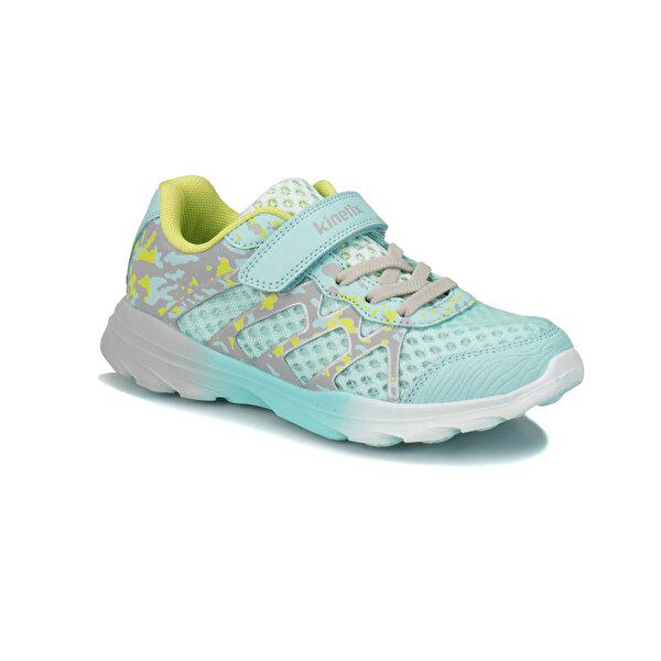 Kinetix BUMBA Turkuaz Kız Çocuk Sneaker Ayakkabı