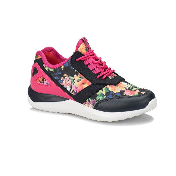 Kinetix TURBOS F Lacivert Kız Çocuk Sneaker Ayakkabı
