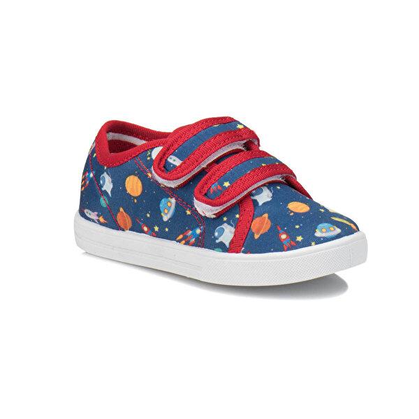 Kinetix FOREN Lacivert Erkek Çocuk Sneaker Ayakkabı