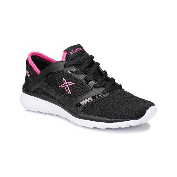 Kinetix CERAN Siyah Kadın Sneaker Ayakkabı
