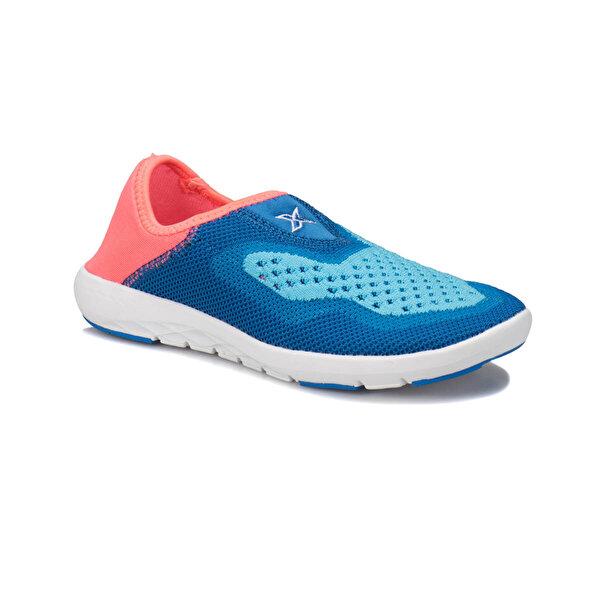 Kinetix GABRIEL W Mavi Kadın Yürüyüş Ayakkabısı