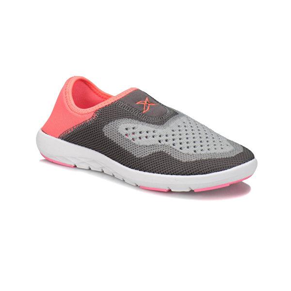 Kinetix GABRIEL W Koyu Gri Kadın Yürüyüş Ayakkabısı