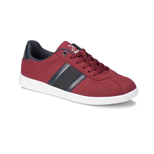 Kinetix EGON M Bordo Erkek Sneaker Ayakkabı