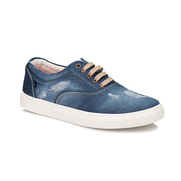Kinetix ASTON Mavi Erkek Günlük Ayakkabı