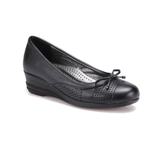 Polaris 71.156568.Z Siyah Kadın Klasik Ayakkabı