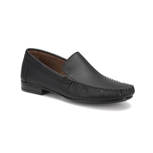 Flexall 1211 M 6700 Siyah Erkek Klasik Ayakkabı