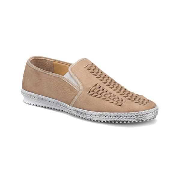 Flogart G-97 M 1455 Kum Rengi Erkek Ayakkabı