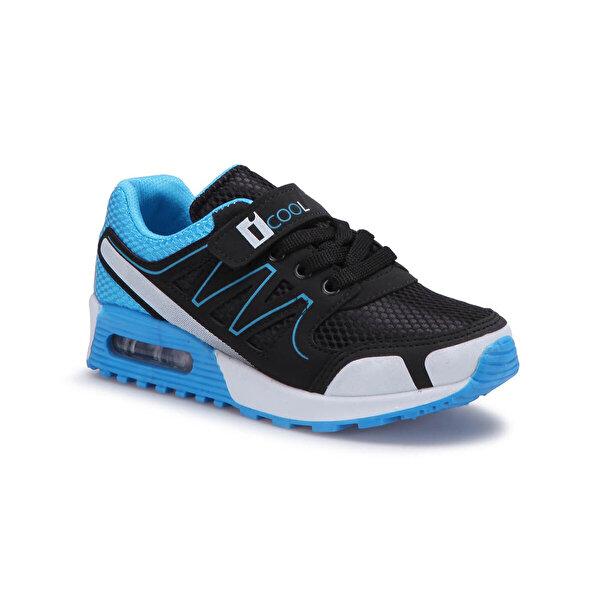 I Cool ANDREAS Siyah Erkek Çocuk Sneaker Ayakkabı