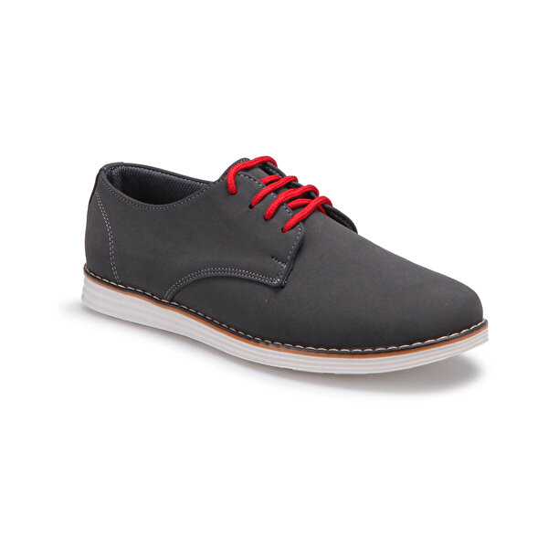 Panama Club PNM506 Gri Erkek Çocuk Ayakkabı