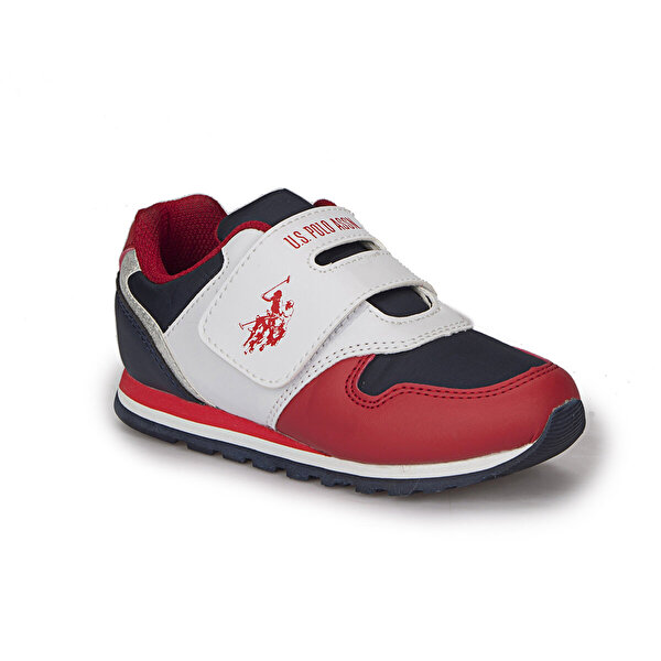 U.S. Polo Assn. FIELD Lacivert Unisex Çocuk Sneaker Ayakkabı