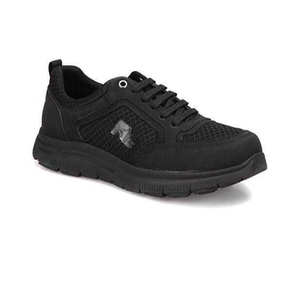 Lumberjack YOYO Siyah Erkek Yürüyüş Ayakkabısı