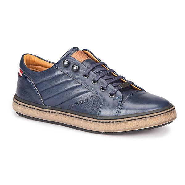 Dockers by Gerli 217101 Lacivert Erkek Modern Ayakkabı