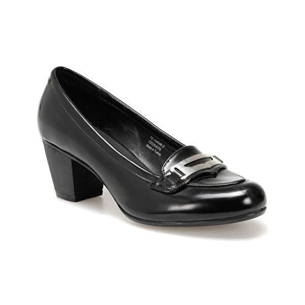 Polaris 72.154546.Z Siyah Kadın Modern Ayakkabı