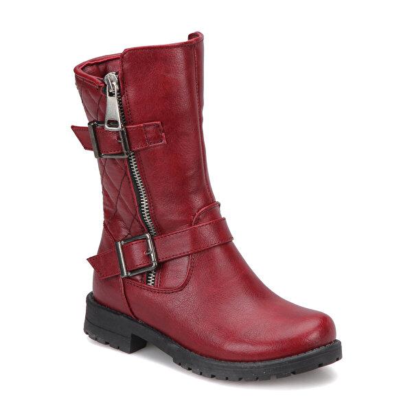 Kinetix PARLY Kırmızı Kız Çocuk Çizme