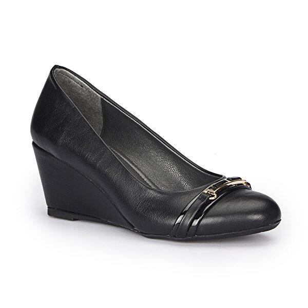 Polaris 72.309051.Z Siyah Kadın Ayakkabı
