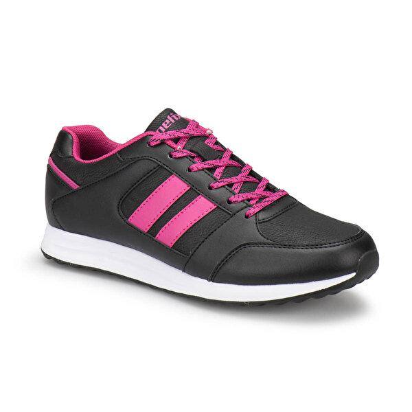 Kinetix REN W Siyah Kadın Sneaker Ayakkabı