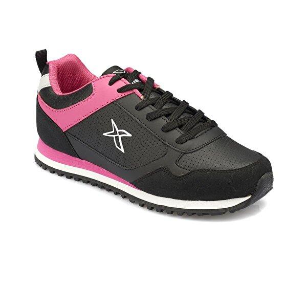Kinetix AKONI Siyah Kadın Sneaker Ayakkabı