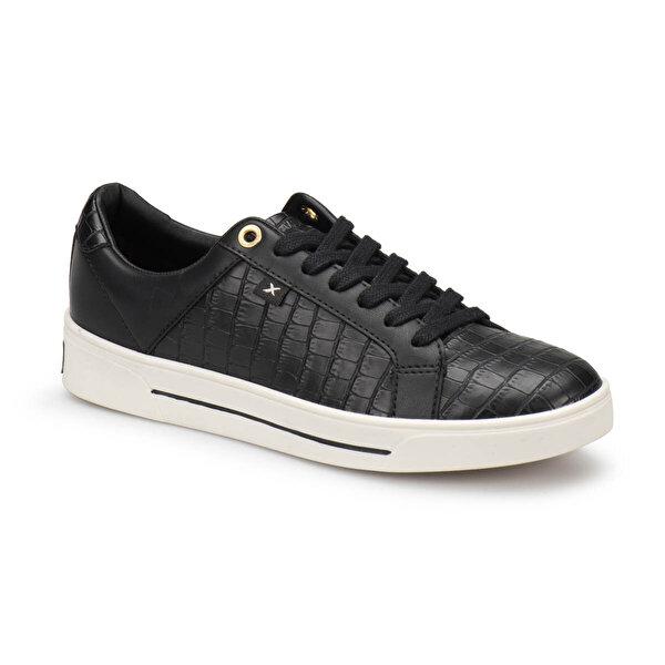 Kinetix BENAN W Siyah Kadın Sneaker Ayakkabı