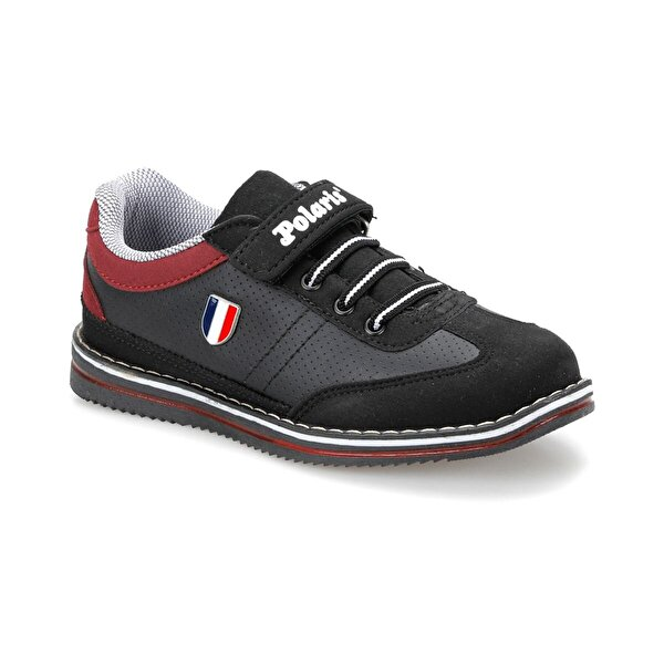 Polaris 71.507772.F Siyah Erkek Çocuk Ayakkabı
