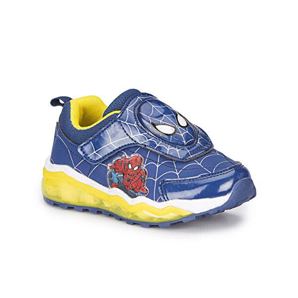 Spiderman GEO Lacivert Erkek Çocuk Spor Ayakkabı