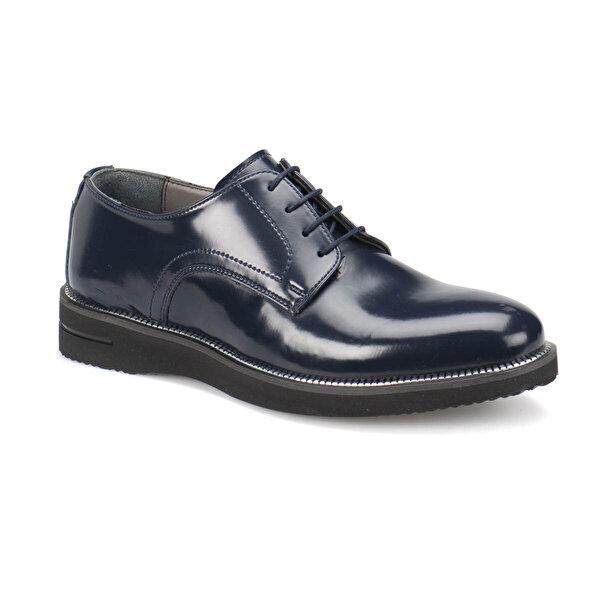 JJ-Stiller 2192-1 Lacivert Erkek Klasik Ayakkabı