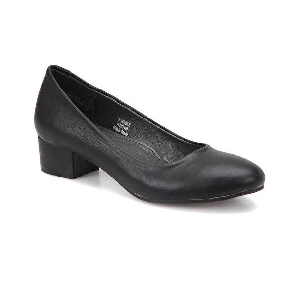 Polaris 72.158103.Z Siyah Kadın Gova Ayakkabı
