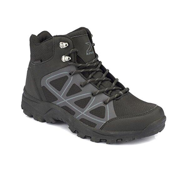 Kinetix PULSE HI WP Siyah Erkek Trekking Ayakkabı
