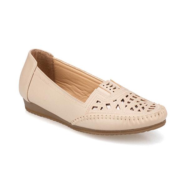Polaris 91.158752.Z Bej Kadın Ayakkabı
