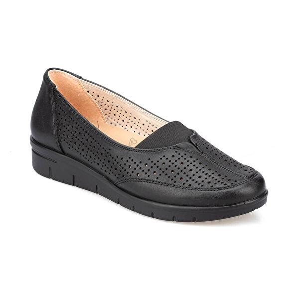 Polaris 5 Nokta 91.100679.Z Siyah Kadın Ayakkabı
