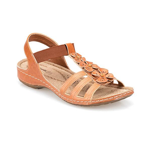 Polaris 91.157362.Z Taba Kadın Sandalet