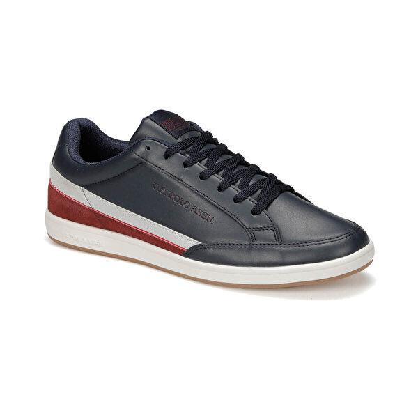 U.S. Polo Assn. CRAWFORD 9PR Lacivert Erkek Sneaker Ayakkabı