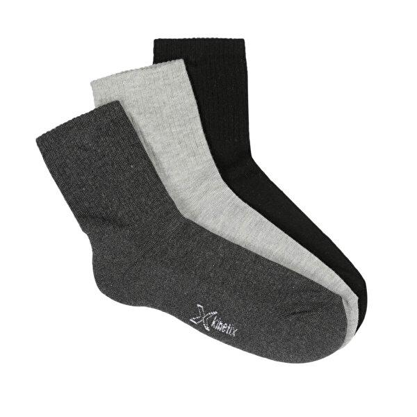 Kinetix ALBERT Siyah Erkek Çorap