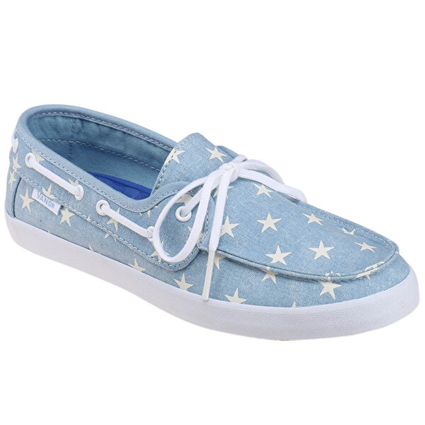 Vans CHAUFFETTE Mavi Kadın Sneaker Ayakkabı