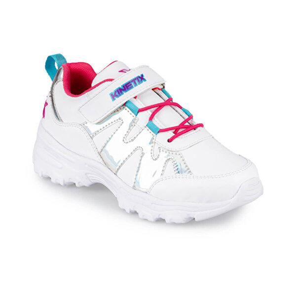 Kinetix WAVES 9PR Beyaz Kız Çocuk Yürüyüş Ayakkabısı