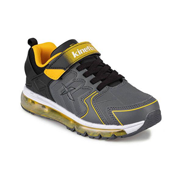 Kinetix AFLON 9PR Gri Erkek Çocuk Koşu Ayakkabısı