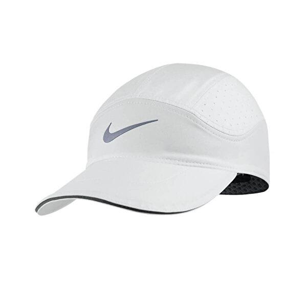 Nike U NK AROBILL CAP TW ELITE Beyaz Unisex Şapka