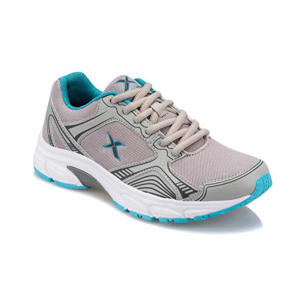 Kinetix BRENDA 9PR Gri Kadın Koşu Ayakkabısı